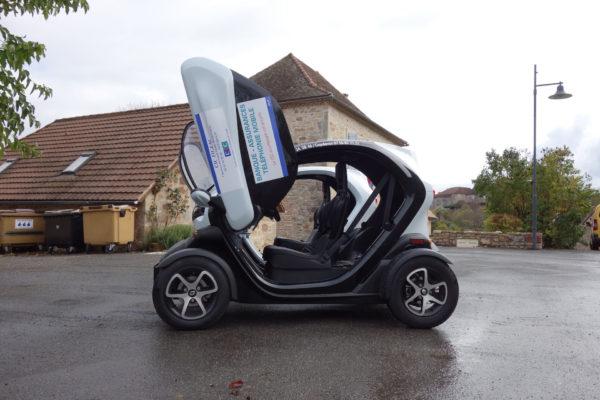 Renault Twizy 45 Izy-Loc