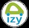 Logo Izy Alpha Cercle