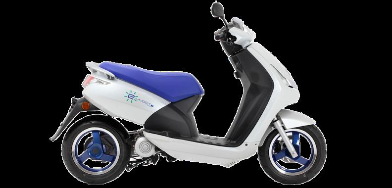Peugeot e-vivacity Alpha