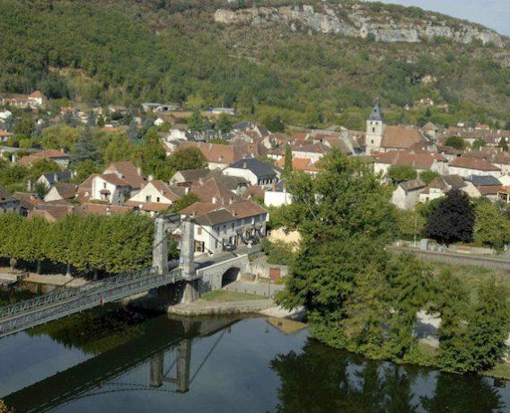 Ville de Cajarc