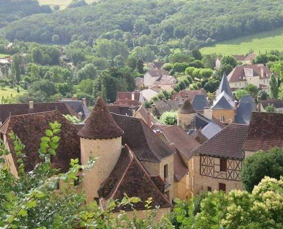 Ville de Gourdon