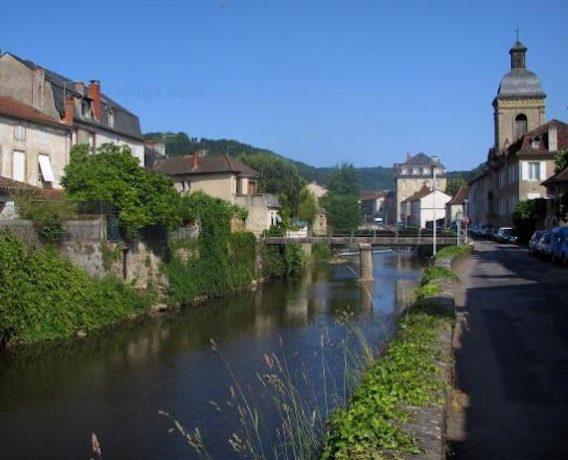 Ville de Saint-Cere
